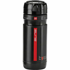 Black Elite Byasi Bike/Bicycle Storage Tool Bottle Can Case 750ml *NEW*