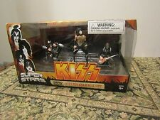 KISS SUPER STARS LLIMITED EDITION COLLECTABLE BOX SET NEW 2009