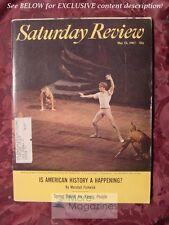 Saturday Review May 13 1967 ANTONY TUDOR ANTHONY DOWELL MARSHALL FISHWICK