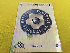 Panini Euro 2012 No. 79 Greece - Mint