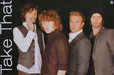 TAKE THAT - A3 Poster (ca. 42 x 28 cm) - Gary Barlow Clippings Fan Sammlung NEU