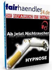 AB JETZT NICHTRAUCHER MP3 HÖRBUCH Hypnose Rauchen aufhören beenden Stoppen MRR
