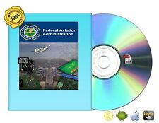 35 Latest 2016 Collection Aviation Handbooks & Manuals un-Official FAA CDROM