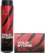 Wild Stone Deodrant Soap (125gm) + Wildstone Deo Talc (100gm) - Assorted Variant