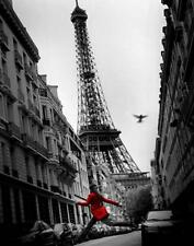 La Veste Rouge : Paris - Mini Poster 40cm x 50cm (new & sealed)