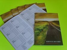 VOLVO Service Book New Unstamped History Maintenance Record Generic Blank Cars