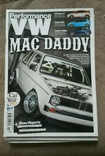 Performance VW magazines - please read full description