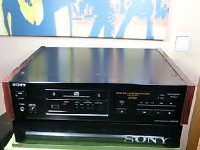 Sony CDP-X7ESD HIGH END CD Player 22kg mit XLR