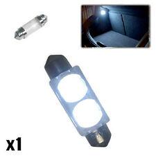 1x Ford Focus Mk1 1.6 264 42mm Interior Blanco Bota Bombilla Led Superlux Luz Nuevo