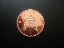 2004 PROOF 1P PIECE HOUSED IN A NEW CAPSULE, 2004 PROOF ONE PENCE COIN CAPSULED
