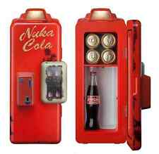 Fallout 4 Nuka Cola Machine Collectible Mini Fridge For Vault Boy Approved Soda