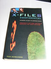 X-Files Confidential Episode Guide To Series 3 by Ted Edwards PB 1997         AE