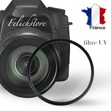 52 mm Filtre UV Pour Objectif Photo Canon Nikon Sigma Pentax Sony Tamron...