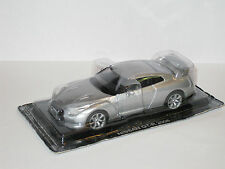 Nissan GT-R In Silver 1/43rd Scale