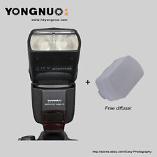 Yongnuo Flash YN-560 III  with built-in RF-602 RF-603 Receiver For Canon  Nikon