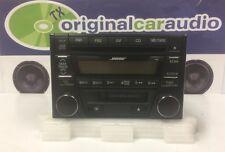 2001 - 2002 Mazda Millenia 626 OEM Bose Premium Single CD AM FM Radio 1164