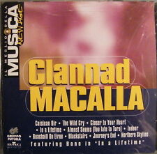 CD Clannad / Macalla – POP Album 1985