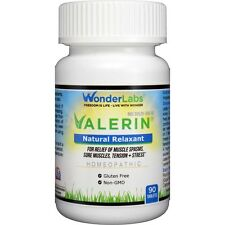 All Natural Relaxant; Valerin #6061