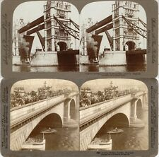 18 Stereoviews UNITED KINGDOM INGHILTERRA LONDRA lot 4
