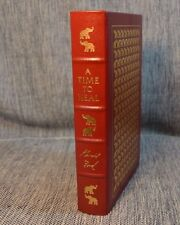 A Time to Heal Autobiography Gerald Ford SIGNED Library of Presidents Easton