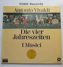 29 855-4 - VIVALDI Die Vier Jahreszeiten AUO I Musici - Excellent Con LP Record