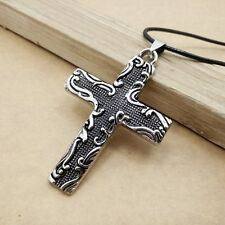 Fashionable Personality charm cross pendants Necklace Found FF330