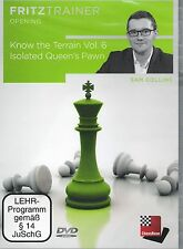 ChessBase Collins-know the terrain Vol. 6: isolated Queen 's Pawn-ajedrez nuevo