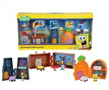 Spongebob Mini Playset 3 Pack *BRAND NEW*