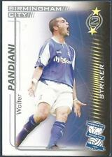 SHOOT OUT 2005-2006-BIRMINGHAM CITY-WALTER PANDIANI