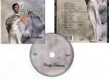 "DIONNE WARWICK ""Sings Dionne"" (CD) 2003"