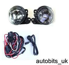 FOG LIGHTS LIGHT LAMPS FOR VW PASSAT 3C B6 2006-2009 56-59 + WIRING KIT NEW
