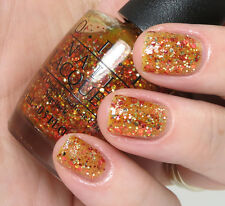 NEW! OPI Nail Polish Vernis ORANGE YOU FANTASTIC! ~ GLITTER