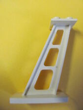 LEGO 4476 @@ Support 2 x 4 x 5 Stanchion Inclined  (x1) @@ WHITE @@ BLANC