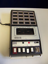 VINTAGE CRAIG 2628 CASSETTE PLAYER RECORDER CTR-8FS Modified 2 Way radio record