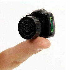 HOT Mini Smallest Camera Camcorder Recorder DVR Spy Hidden Pinhole Security Cam