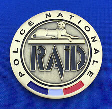 French National Police RAID Counter Terrorism Paris Challenge Coin