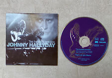 "CD AUDIO MUSIQUE FR / JOHNNY HALLYDAY ""TES TENDRES ANNÉES"" 1996 CD SINGLE 2T"