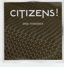 (ET392) Citizens!, True Romance - DJ CD