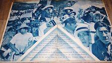 fernandel ERNEST LE REBELLE ! rare dossier presse cinema 1938