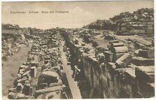 095 CASTELVETRANO - Avanzi delle Fortificazioni - Viaggiata nel 1942
