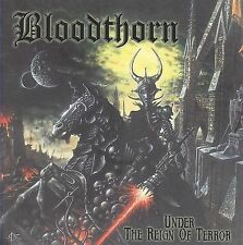 Under the Reign of Terror by Bloodthrone (CD, Mar-20...