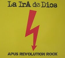 LA IRA DE DIOS: Apus revolution rock (2009); digipak; WORLD IN SOUND   Neu