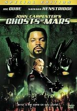 Ghosts of Mars (Special Edition), New DVD, Duane Davis, Liam Waite, Rosemary For