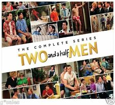 Two and a Half Men The Complete Series ~ Season 1-12 ~ BRAND NEW DVD SET