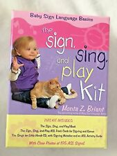 Baby Sign Language Sing & Play Kit by Monta Briant