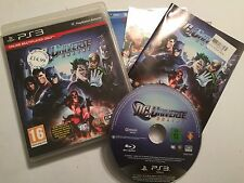 SONY PLAYSTATION 3 jeu dc universe online + box & instructions complet disque vgc