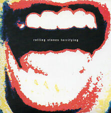 ★☆★ CD Single The ROLLING STONES Terrifying - REMIX - 7-track CARD SLEEVE ★☆★