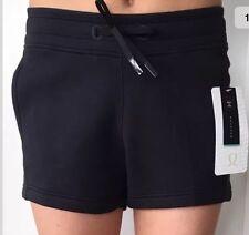 """Lululemon Size 4 NTS Short Black Run Shorts Turbo Speed Short Embrace 3"""""""