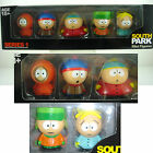 HOT Set of 5 pcs Characters South Park Action 6cm Figures Dolls + CHARM