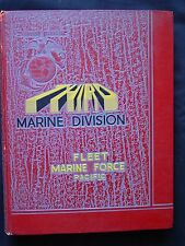 THIRD MARINE DIVISION FLEET MARINE FORCE PACIFIC 1952 UNIT HISTORY/CRUISE BOOK